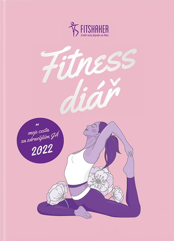 fitness diar 2022 fitshaker CZ